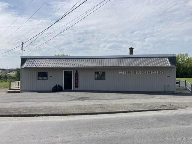 2 Washburn Road, Presque Isle, ME 04769 (MLS #1506516) :: Linscott Real Estate