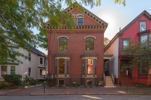 77 Carleton Street, Portland, ME 04102 (MLS #1509956) :: Keller Williams Realty