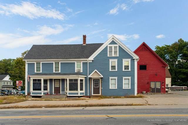 2 Fort Hill Road, Standish, ME 04084 (MLS #1510509) :: Linscott Real Estate