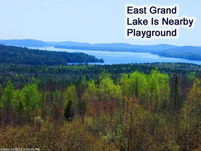 Lot 15 Baker Ridge Rd, Danforth, ME 04424 (MLS #1304331) :: Herg Group Maine
