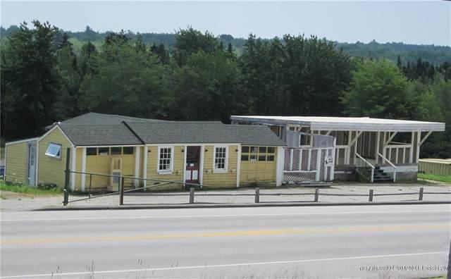 113 Us Highway 1, Hancock, ME 04640 (MLS #1323988) :: Keller Williams Realty