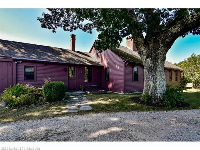 468 Hinckley Ridge Rd, Blue Hill, ME 04614 (MLS #1324845) :: Acadia Realty Group