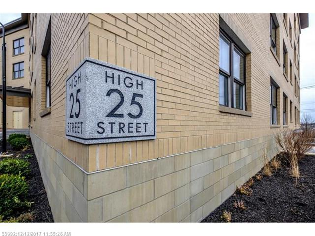 25 High St 305, Portland, ME 04101 (MLS #1328658) :: Herg Group Maine