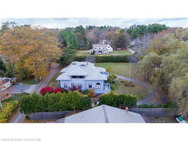 241 Lot 1A Foreside Rd, Falmouth, ME 04105 (MLS #1332960) :: The Freeman Group