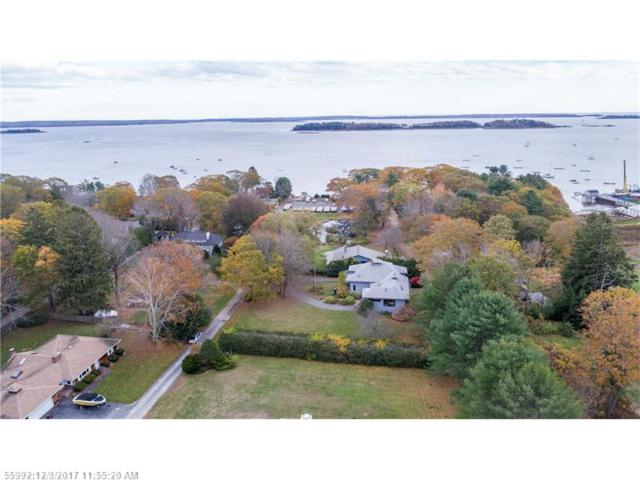 241 Lot 2A Foreside Rd, Falmouth, ME 04105 (MLS #1332961) :: The Freeman Group