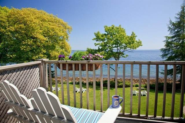 55 Sunrise Point Road, Lincolnville, ME 04849 (MLS #1333384) :: Keller Williams Realty