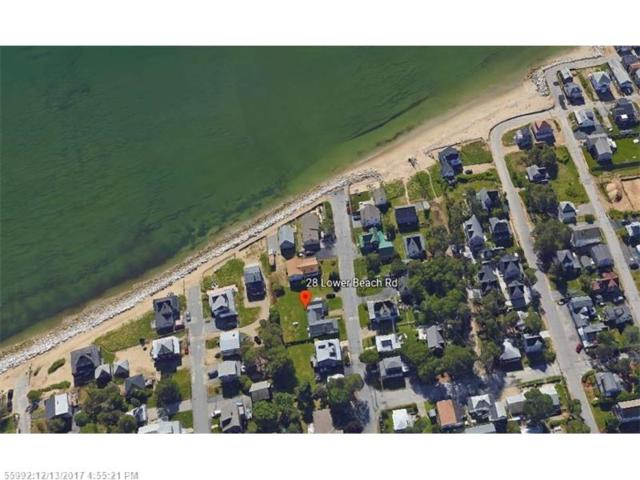 28-30 Lower Beach Rd, Saco, ME 04072 (MLS #1334569) :: The Freeman Group