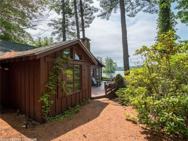 122 Severance Lodge Rd, Lovell, ME 04051 (MLS #1335715) :: DuBois Realty Group