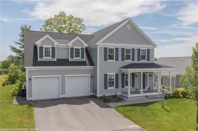 78 Wyman Way, Cumberland, ME 04021 (MLS #1338620) :: Herg Group Maine