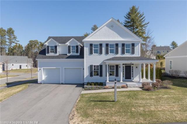 89 Wyman Way, Cumberland, ME 04021 (MLS #1341448) :: Herg Group Maine