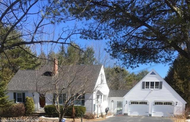 2166 Hallowell Rd, Litchfield, ME 04350 (MLS #1344545) :: DuBois Realty Group