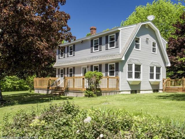 144 Huntington Hill Rd, Litchfield, ME 04350 (MLS #1352991) :: DuBois Realty Group