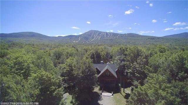 5008 Twin Brook Rd, Carrabassett Valley, ME 04947 (MLS #1359587) :: Herg Group Maine
