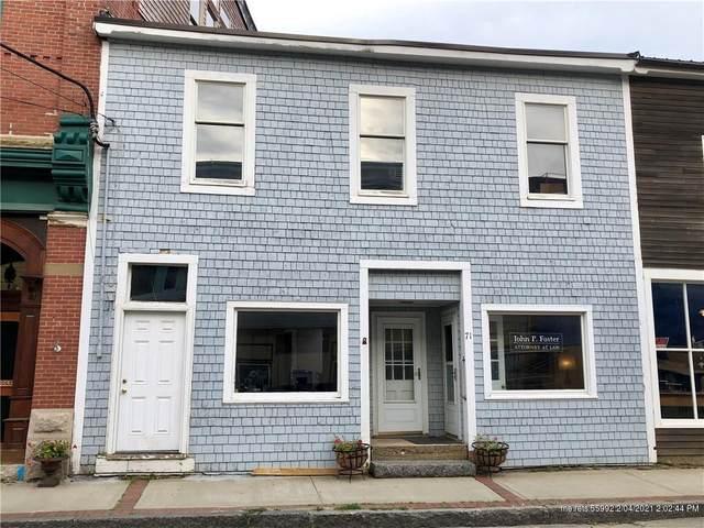 71 Water Street, Eastport, ME 04631 (MLS #1366532) :: Keller Williams Realty