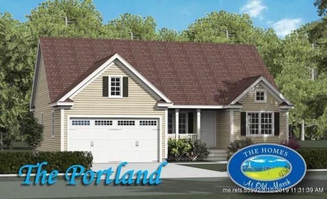2 Championship Way #25, Wells, ME 04090 (MLS #1372250) :: Your Real Estate Team at Keller Williams