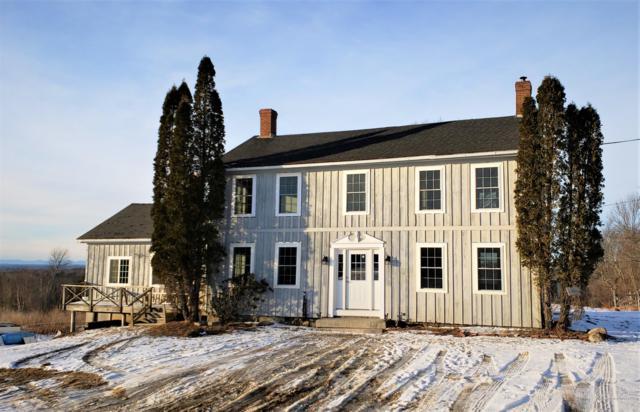 112 Thorndike Road, Thorndike, ME 04986 (MLS #1401983) :: Your Real Estate Team at Keller Williams