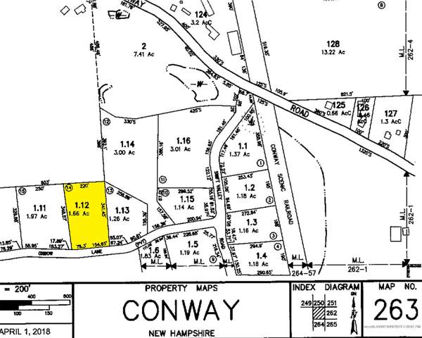 [00] Oxbow Lane, Conway, NH 03818 (MLS #1402527) :: Your Real Estate Team at Keller Williams