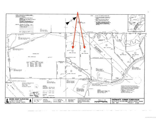 20A-4&5 Briarwood Lane, Newcastle, ME 04553 (MLS #1409852) :: Your Real Estate Team at Keller Williams