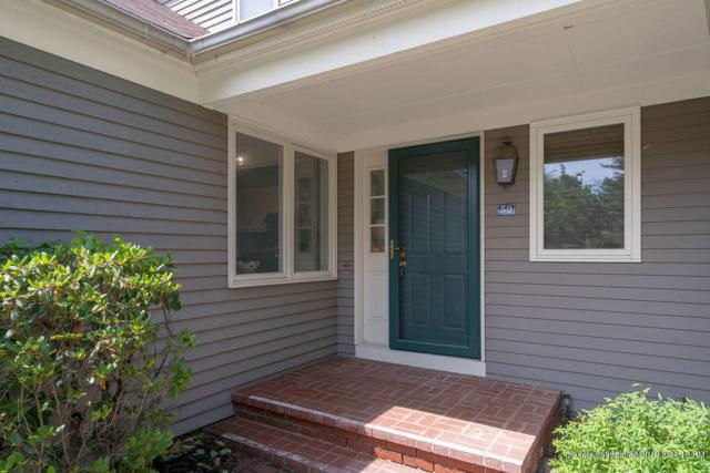32 Foreside Common Road #32, Falmouth, ME 04105 (MLS #1410402) :: Your Real Estate Team at Keller Williams