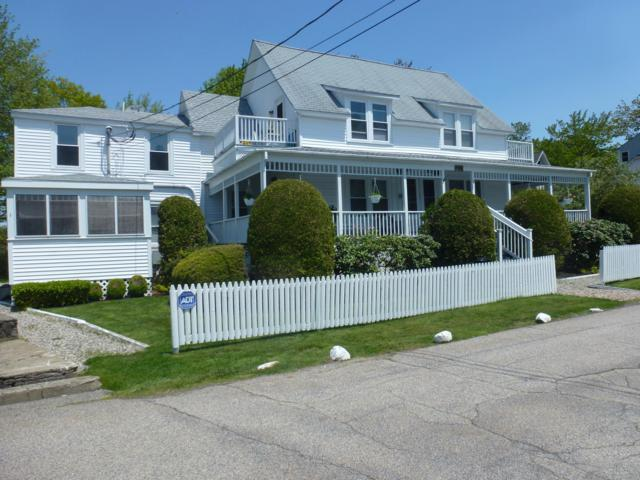 22 Oceana Avenue #5, Old Orchard Beach, ME 04064 (MLS #1418475) :: Your Real Estate Team at Keller Williams