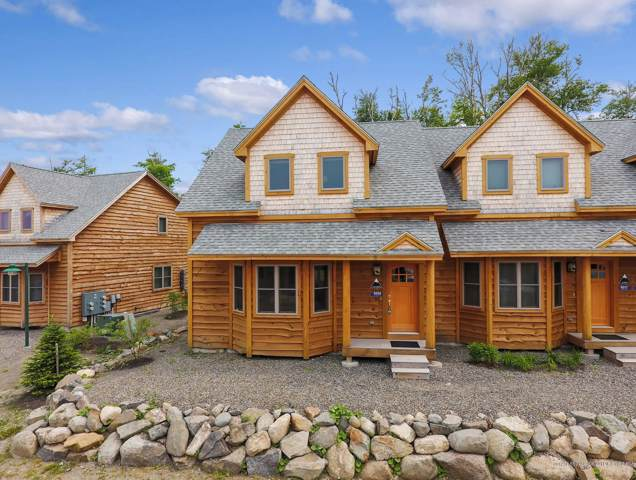 6009 Allagash Drive I-1, Carrabassett Valley, ME 04947 (MLS #1424775) :: Your Real Estate Team at Keller Williams