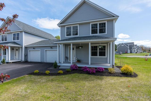 11 Baxter Lane #2, Gorham, ME 04038 (MLS #1425175) :: Your Real Estate Team at Keller Williams