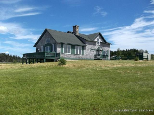 1357 Cutler Road, Whiting, ME 04691 (MLS #1425460) :: Your Real Estate Team at Keller Williams