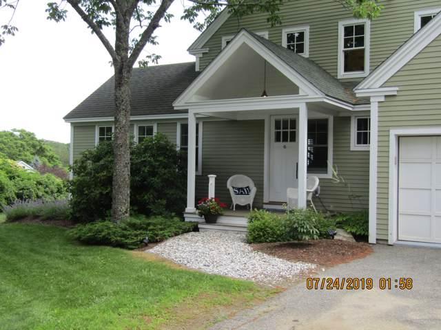 6 Powerhouse Hill Lane 1B, Rockport, ME 04856 (MLS #1425956) :: Your Real Estate Team at Keller Williams