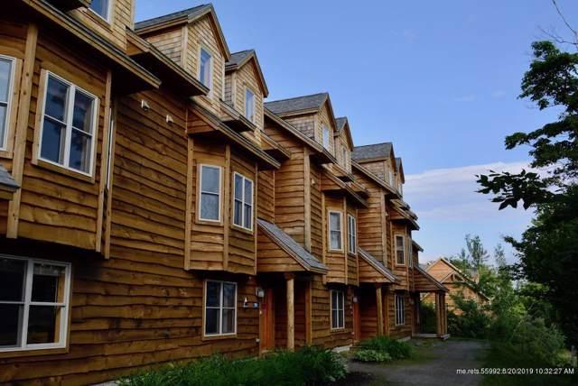 7012 Hardwood Ridge Road #7012, Carrabassett Valley, ME 04947 (MLS #1429690) :: Your Real Estate Team at Keller Williams