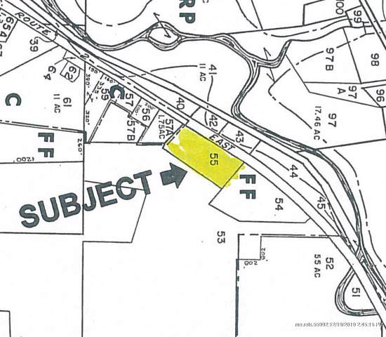 TBD 2 Route E, Wilton, ME 04294 (MLS #1436275) :: Your Real Estate Team at Keller Williams