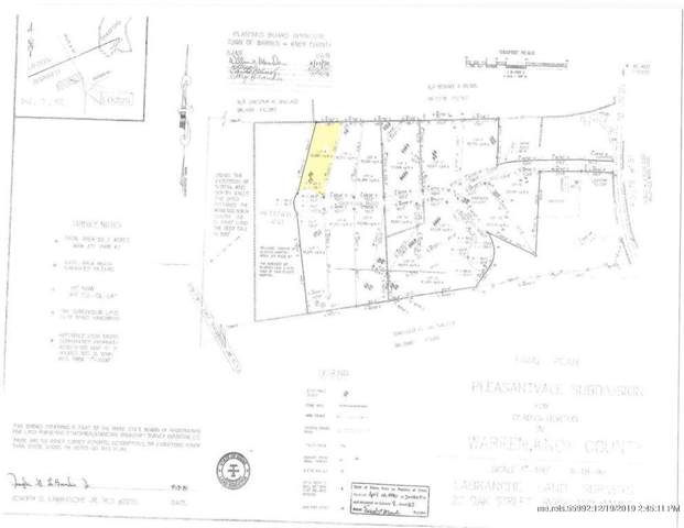 Lot 6 Graylock Road, Warren, ME 04864 (MLS #1440175) :: Your Real Estate Team at Keller Williams