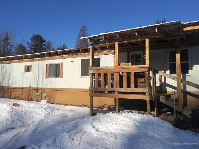 75 Varnum Pond Road, Temple, ME 04984 (MLS #1440680) :: Your Real Estate Team at Keller Williams