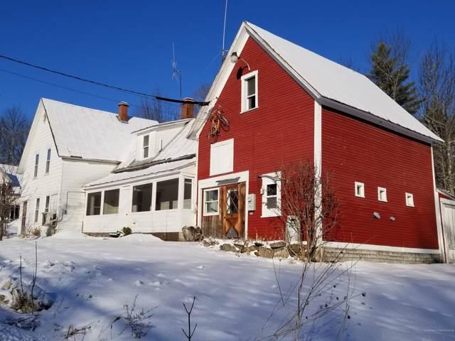 39 Lake Street, New Vineyard, ME 04956 (MLS #1442471) :: Your Real Estate Team at Keller Williams