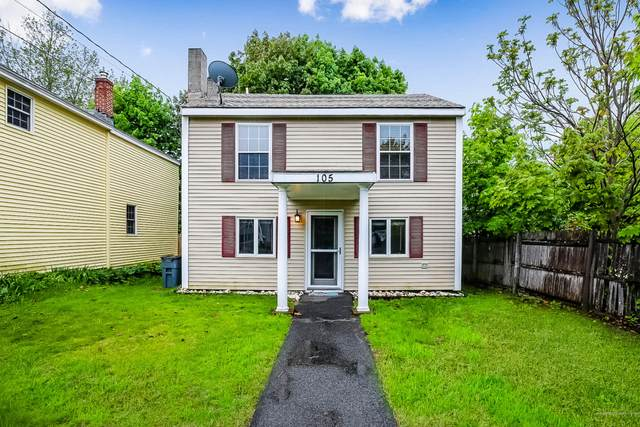 105 Ocean Avenue, Old Orchard Beach, ME 04064 (MLS #1443807) :: Your Real Estate Team at Keller Williams