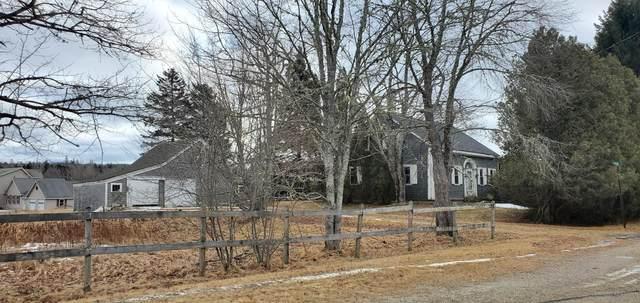 138 Village Road, Steuben, ME 04680 (MLS #1444984) :: Your Real Estate Team at Keller Williams