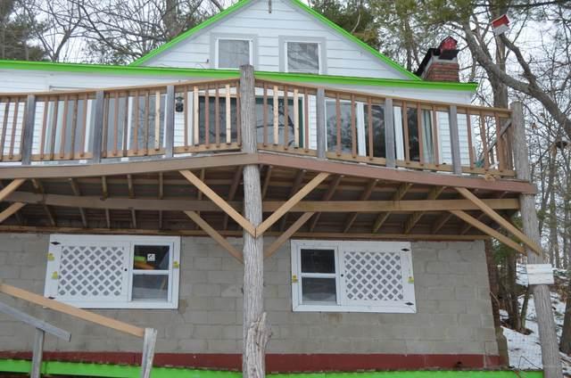 101 Martins Point Road, Greene, ME 04236 (MLS #1445606) :: Your Real Estate Team at Keller Williams