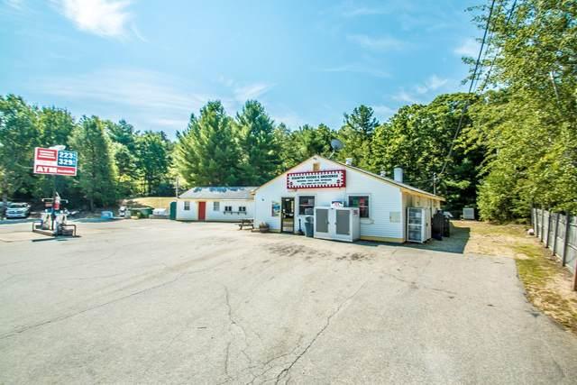 566 Newfield Road, Shapleigh, ME 04076 (MLS #1464955) :: Keller Williams Realty