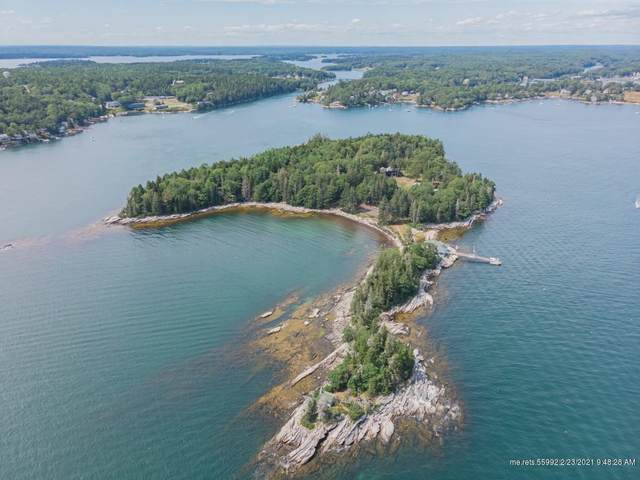 1 Mouse Island, Southport, ME 04576 (MLS #1466570) :: Keller Williams Realty
