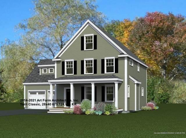 1 Beacon Drive Lot 12, Brunswick, ME 04011 (MLS #1485265) :: Keller Williams Realty