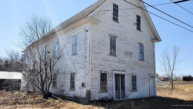 696 Bangor Road, Troy, ME 04987 (MLS #1486100) :: Linscott Real Estate