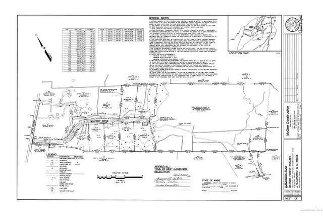 Lot 3 Wayside Drive, West Gardiner, ME 04345 (MLS #1486112) :: Keller Williams Realty