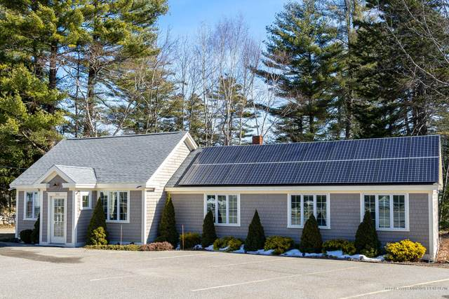 301 Foreside Road, Falmouth, ME 04105 (MLS #1486606) :: Keller Williams Realty