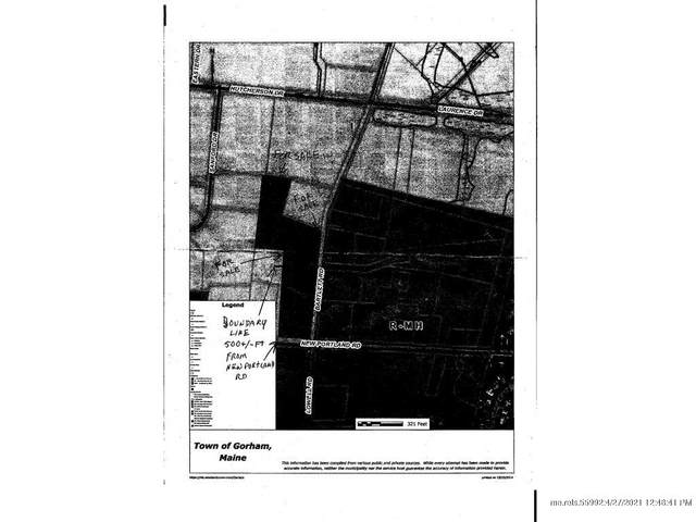 59 Bartlett Road, Gorham, ME 04038 (MLS #1487746) :: Keller Williams Realty