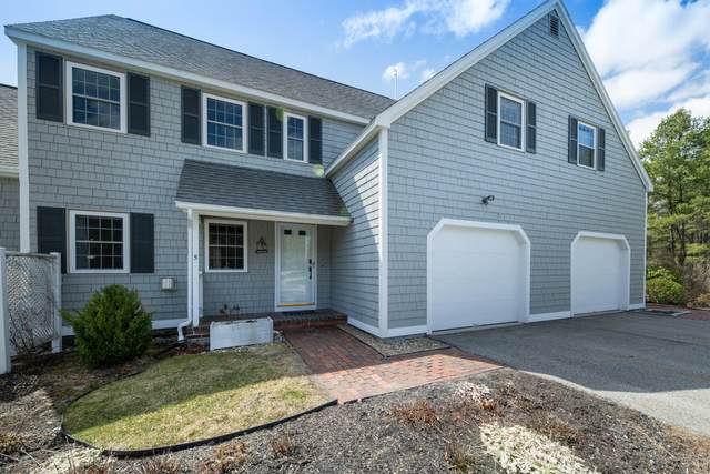 5 Lupine Court #5, Yarmouth, ME 04096 (MLS #1488073) :: Keller Williams Realty