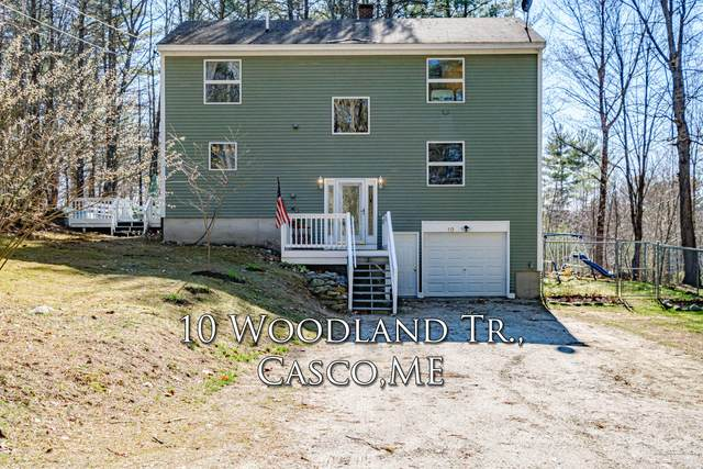 10 Woodland Trail, Casco, ME 04015 (MLS #1488950) :: Keller Williams Realty