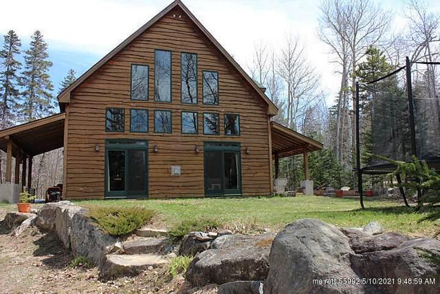 2001 Pine Road, Carrabassett Valley, ME 04947 (MLS #1489891) :: Keller Williams Realty