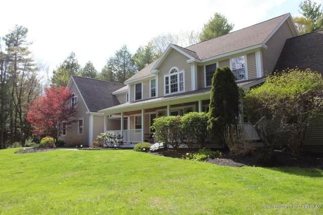 3 Laurel Ridge Road, Scarborough, ME 04074 (MLS #1490837) :: Keller Williams Realty