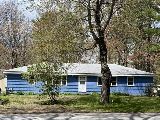 175 W Elm Street, Yarmouth, ME 04096 (MLS #1491439) :: Keller Williams Realty