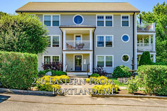 236 Eastern Promenade #1, Portland, ME 04101 (MLS #1498050) :: Linscott Real Estate