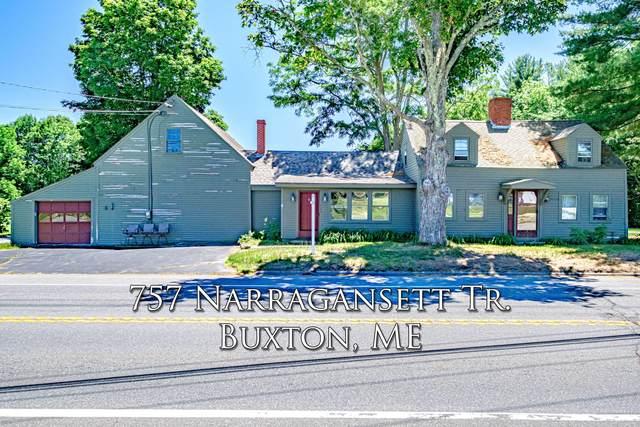 757 Narragansett Trail, Buxton, ME 04093 (MLS #1498598) :: Linscott Real Estate